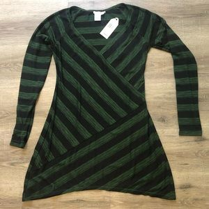 Sophie Max stripped tunic